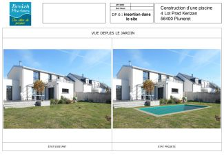 Studio neo d claration prealable pas cher for Construction piscine declaration